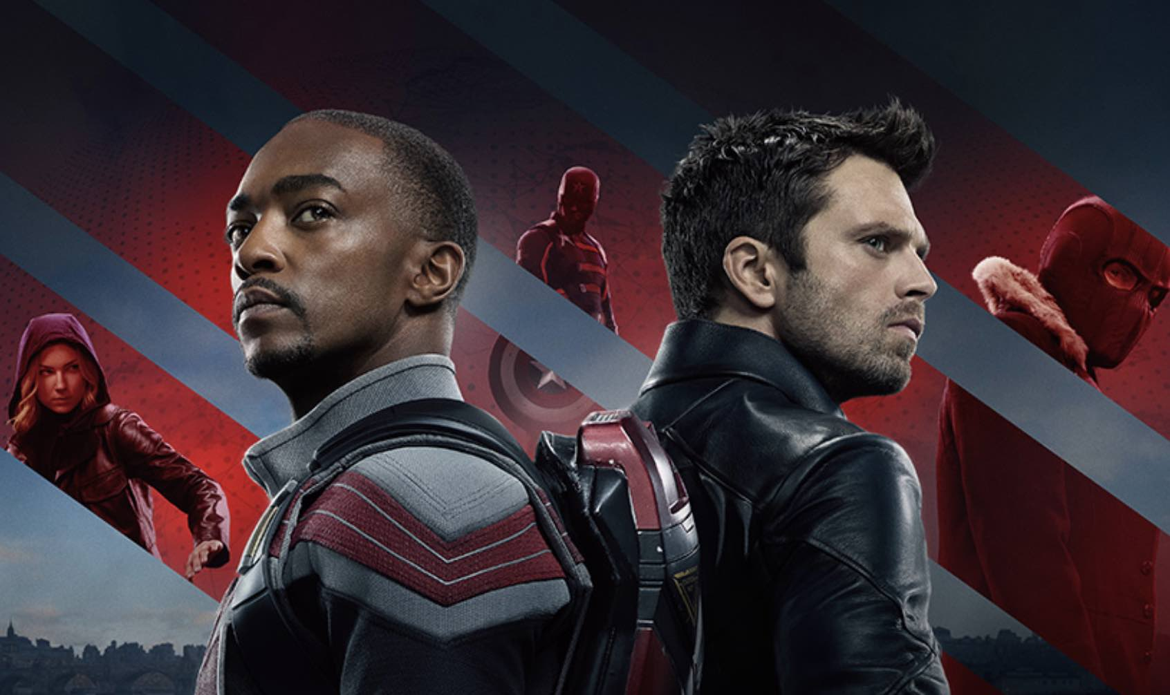 The Falcon and the Winter Soldier First Look