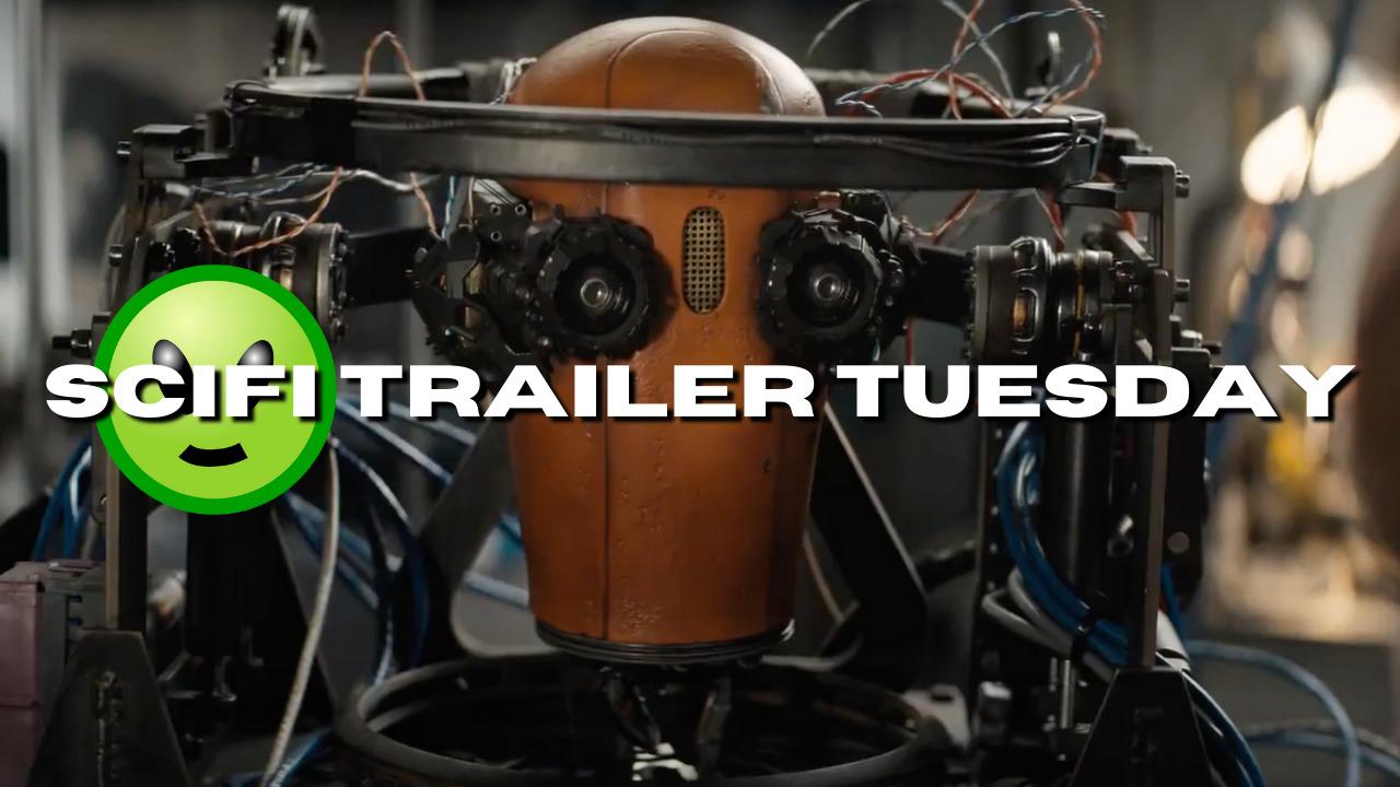 Scifi Trailer Tuestday (9/21/21)