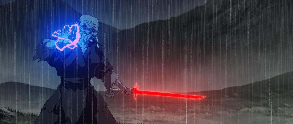 Star Wars: Visions, The Elder